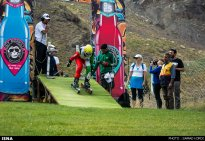 2015, August - FIS Grass Ski World Cup in Dizin, Iran - 14